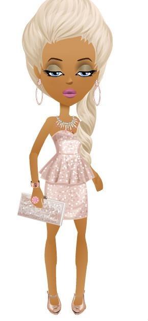Princess of glitter