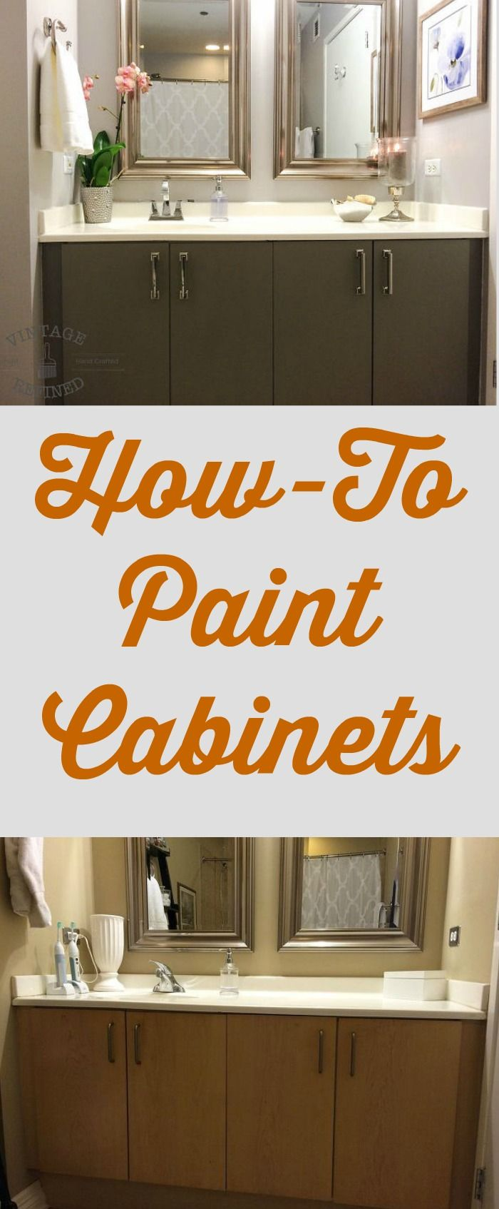 1000+ ideas about paint bathroom cabinets on pinterest   painting