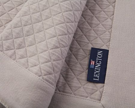 Washed Diamond Bedspread
