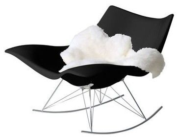 Stingray - contemporary - rocking chairs - new york - Scandinavian Design