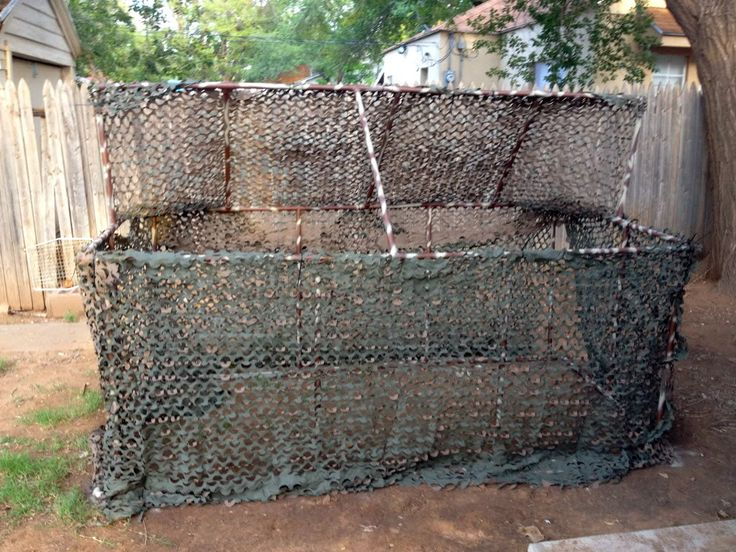 My New Semi-Mobile Duck Blind - Texas Waterfowler Forums