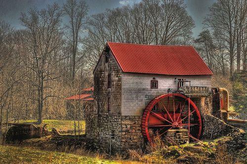 Oak Ridge Water Tower Demolition : Best old mills images on pinterest paisajes