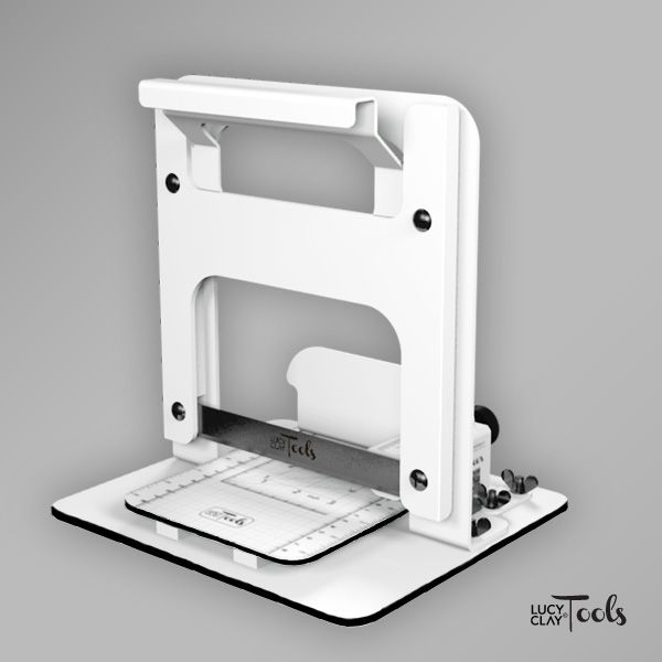 LC Slicer 2016 White edition | Order at LC Store EU http://www.lucyclaystore.com/en/41-lc-slicer or LC Store USA: http://www.lucyclaystore.com/usa/53--lc-slicer | For more information, please visit www.lucyclayslicer.com