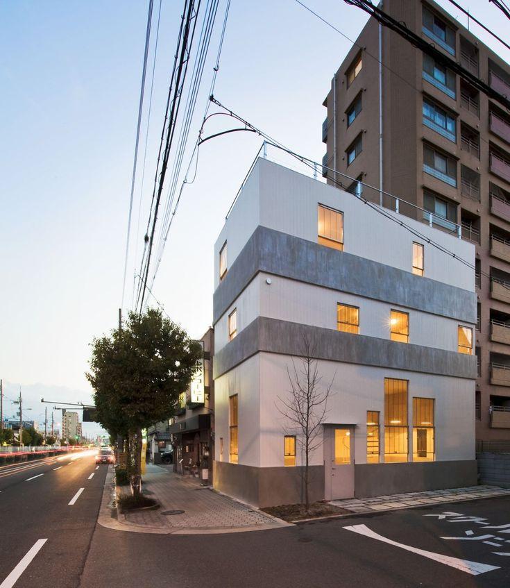Kimura Matsumoto . K House . Osaka (5)