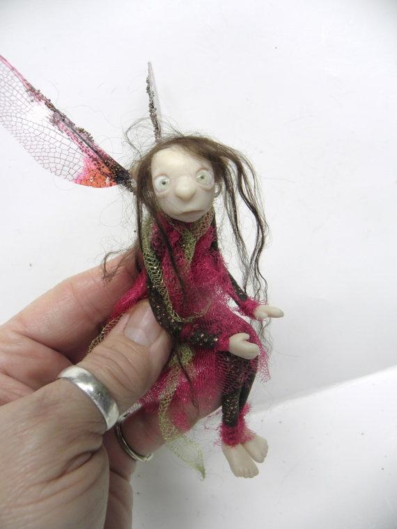 little fairy by DinkyDarlings