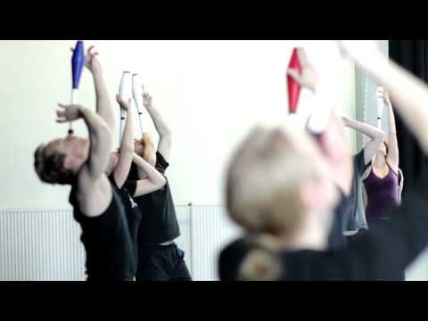 Woltti Sirkus for workshops, Helsinki