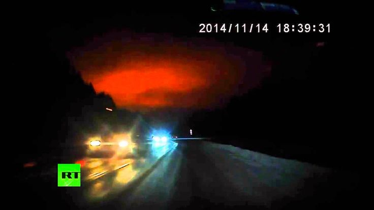 BREAKING: Enormous Flash Of Light Stuns Russia, Nuclear Test? Meteor Blast?