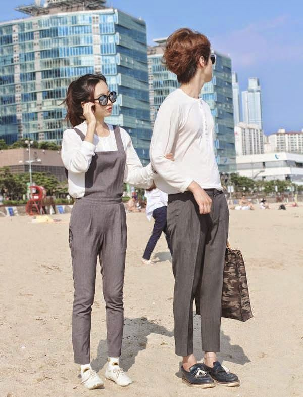 Korean Daily Fashion - Official Korean Fashion I need a guy friend to dress up with me and take photos with me