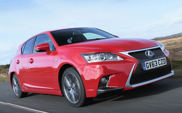 The Lexus CT200h has been refreshed to compete with a host of interesting low-emissions rivals