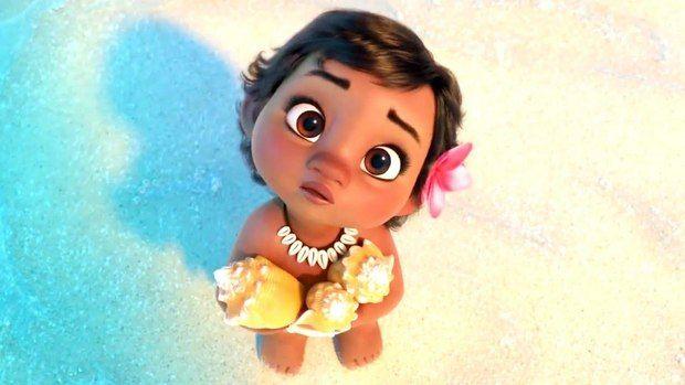 Disney Introduces Baby Moana in New International Trailer   Animation World Network