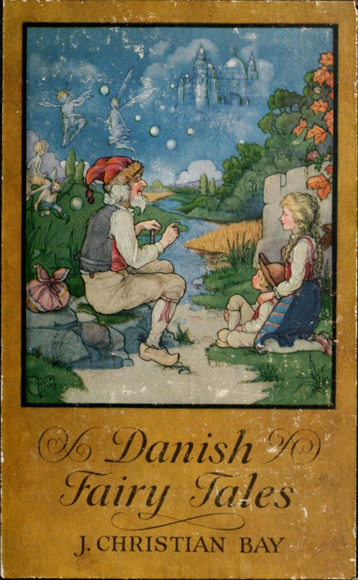 J Christian Bay, Danish Fairy Tales