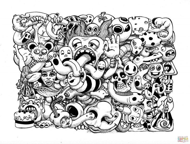 Doodle Art Coloring Pages Doodle Art Coloring Pages Free Coloring Pages Coloring Home Albanysinsanity Com Doodle Art Doodle Coloring Free Doodles