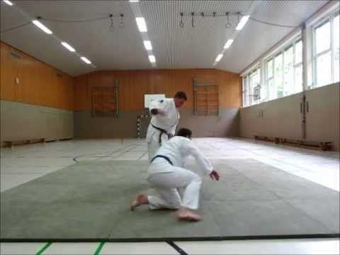 Judo Video 1 Techniken für den weiß-gelb Gurt - YouTube