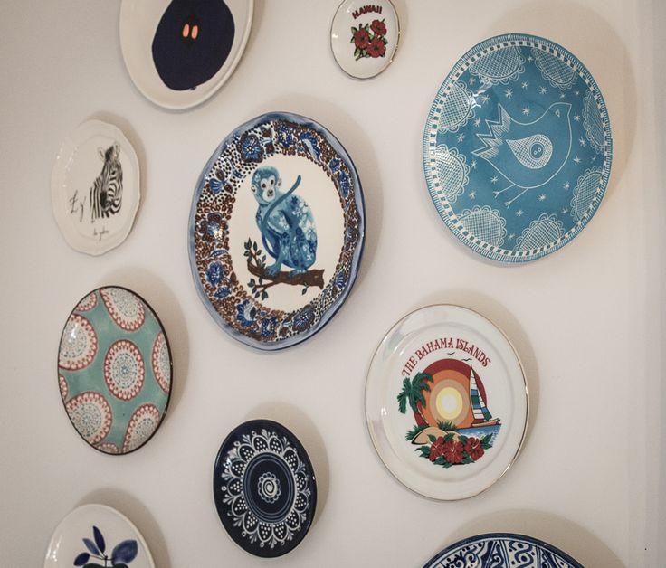 Doch alle Teller an der Wand oder wie installiert man eine Tellerwand. Waldfriedenstate.com