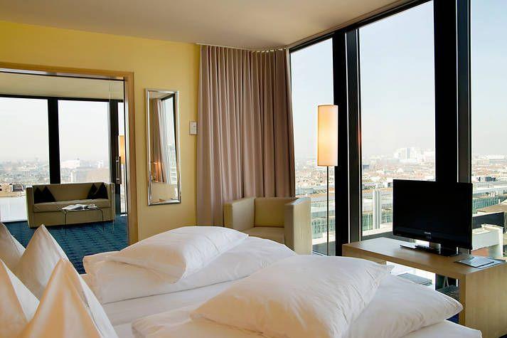Suite in Basel – Luxusurlaub Hyperion Hotel Basel + free WiFi & Preisgarantie