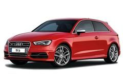Check out the new Audi A3 S3 - this super speedy hatch has been added to our online system for you to quote online now! The S3 may be more attainable than you may think - take a look at our excellent leasing prices and customize your quote to suit your requirement.   Leasing prices currently start from just £369.67 + VAT per month.   The S3 is fast 0-62 in 5.2 seconds and a top speed of 155mph and with Audi's Quattro 4 wheel drive system you can guarantee it has superb handling capabilities!