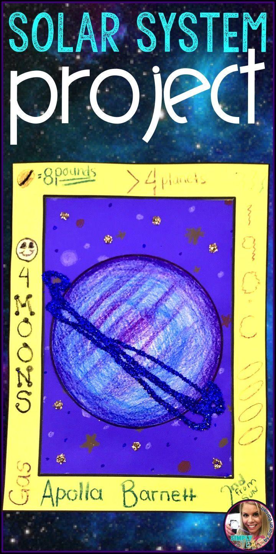 Solar System Project Solar System Projects Solar System Projects For Kids Solar System Activities