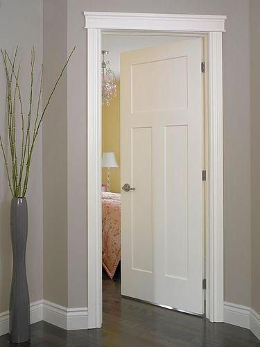 1000 Ideas About Interior Door Trim On Pinterest