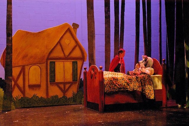 LANCE CARDINAL: INTO THE WOODS - SET DESIGN