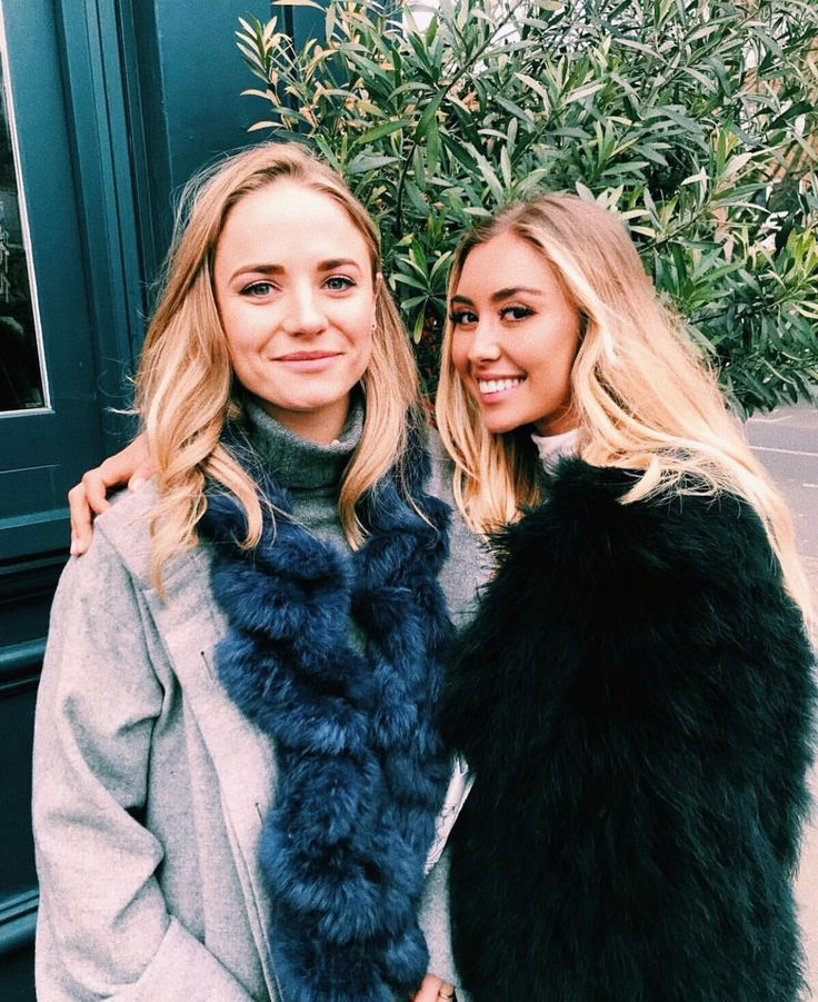 Clemmie Cuthbertson & Sophie Habboo | Made in Chelsea