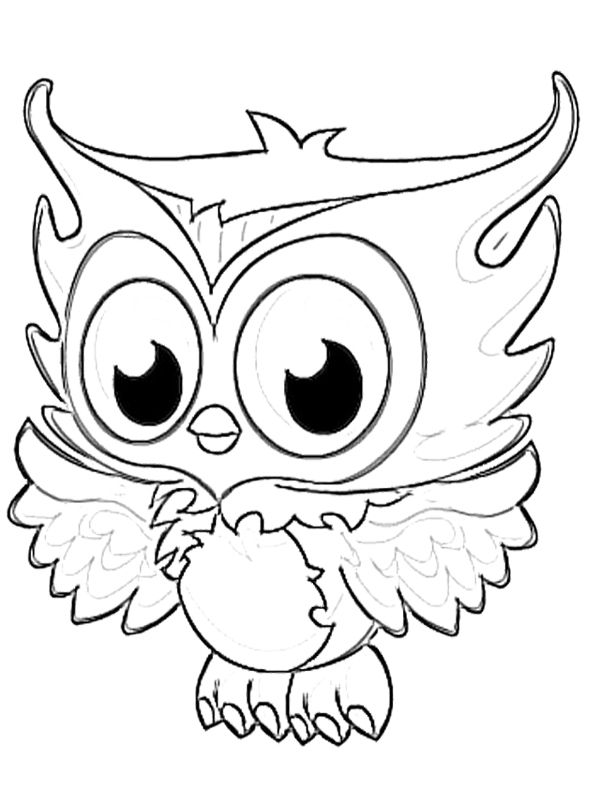pet ghoulia monster high coloring page