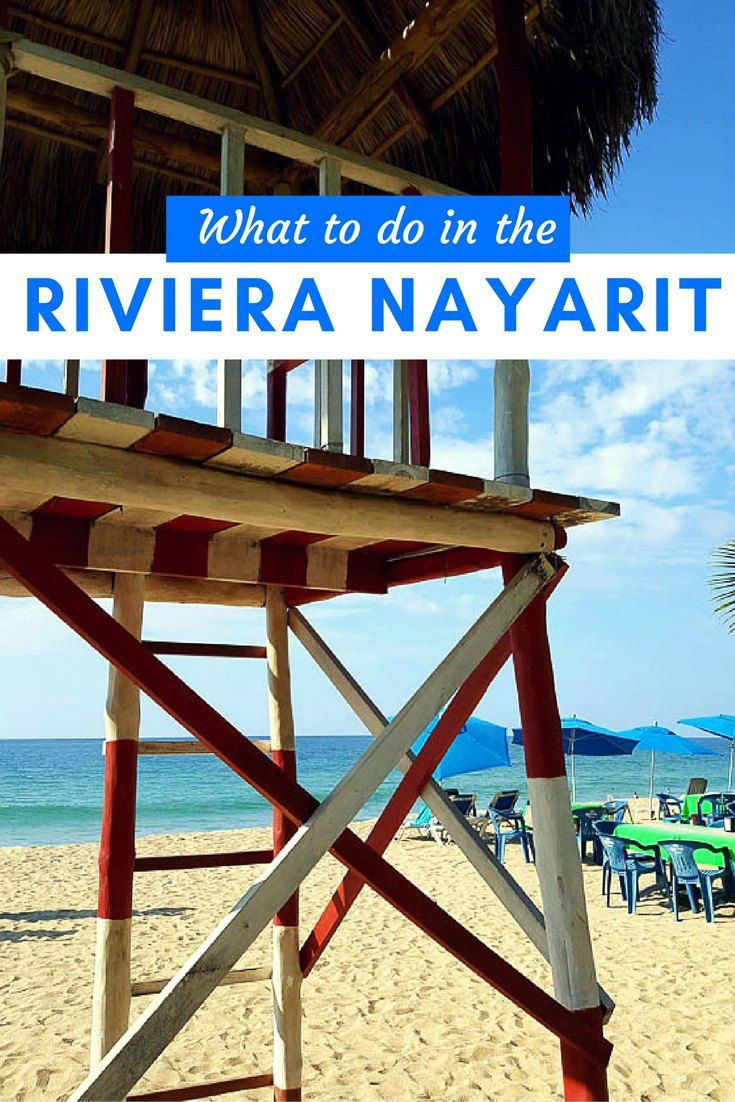 When you travel in Central America, here are 23 things to do in the Riviera Nayarit, Mexico.