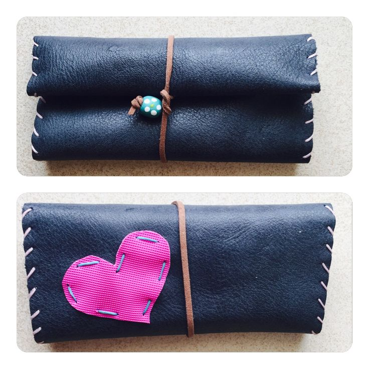 Handmade leather tobacco pouch!  www.facebook.com/ecasies  Handstiched with love!
