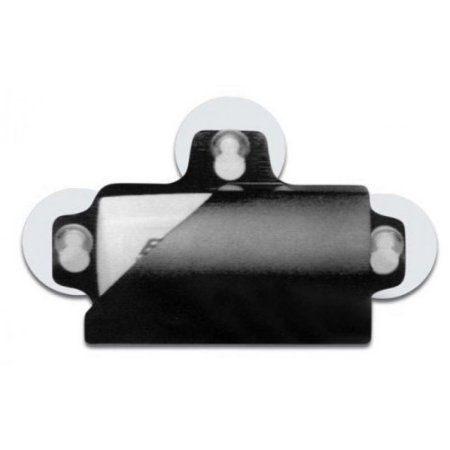 MINI EZ-Pass Clip Electronic Toll Tag Holder for the NEW Small Size E-ZPass / i-Zoom / i-Pass - BLACK