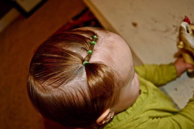 {simply sadie jane}: 15 Hairstyles for your busy toddler girl.