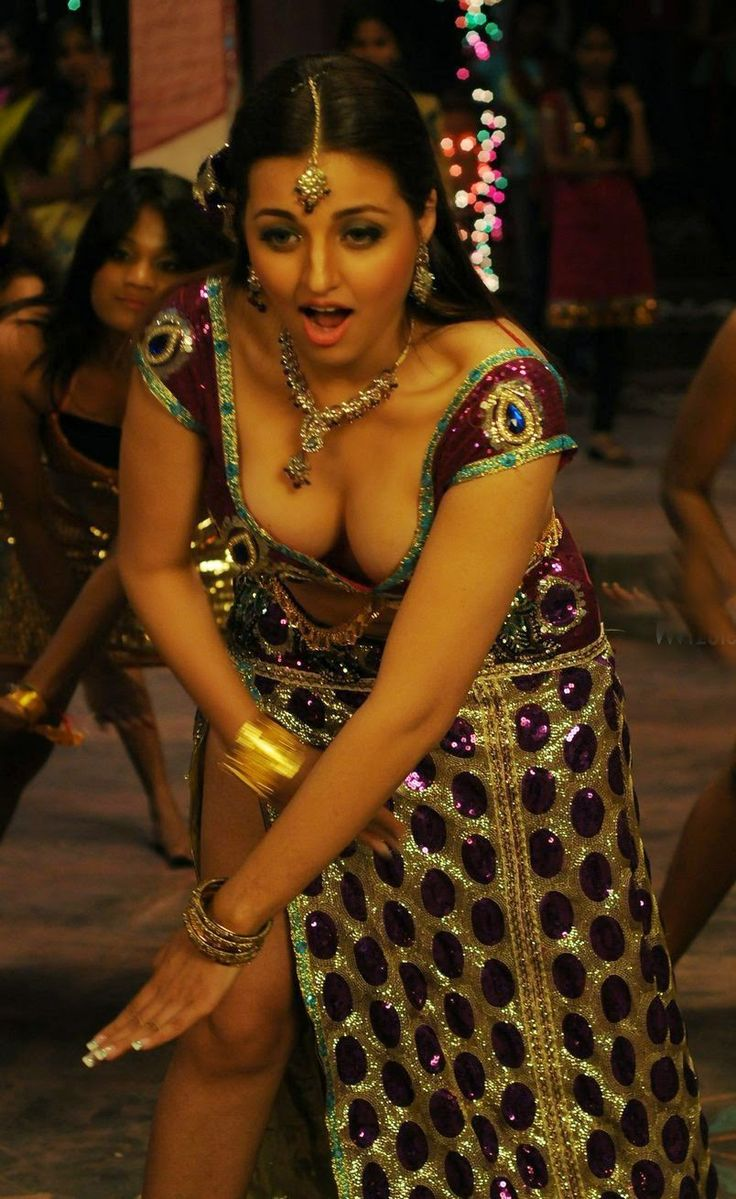 Tamil Movies Item Girl Sana Oberoi Spicy Images  Indian -4596