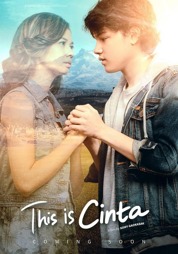 "Coming Soon, February 2015 : ""THIS IS CINTA"" Cast: Yuki Kato, Shawn Adrian, Fandy Christian dll Produksi: Stravision"