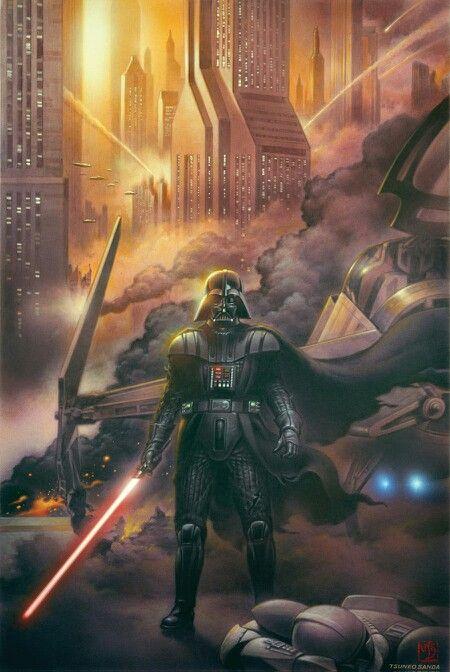 Darth Vader. See more #Star #Wars pics at www.freecomputerdesktopwallpaper.com/sww.shtml
