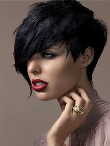 New-Short-Hairstyles-2013-14.jpg (374×496) | hair-sublime.com