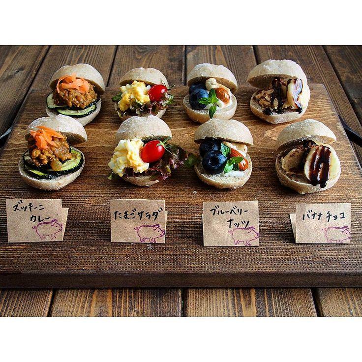 * ライ麦クッペサンドで おはようございます * のんびりしすぎたのか 遅刻しそう(꒪⌓꒪)! いってきまーす + + #手作りパン#朝ごはん#朝食 #おうちカフェ#おうちごはん #olympuspen#instafood#foodpics #foodphoto#cooking#homemadebread