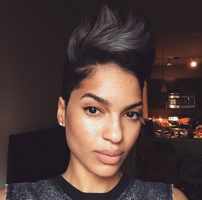 59 Best Faux Hawk Hairstyle Images On Pinterest: Best 10+ Women's Faux Hawk Ideas On Pinterest