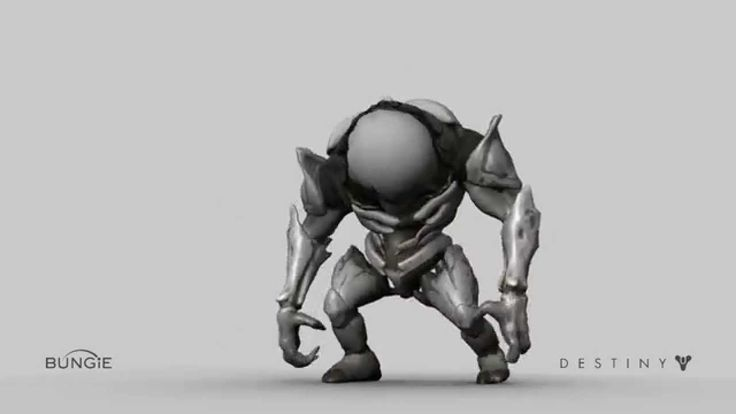 Destiny Animation Reel - Christopher Cox 2014