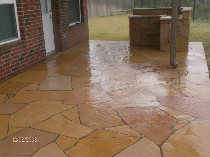 Awesome Patio Stone