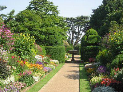 Особенности элитного французского сада