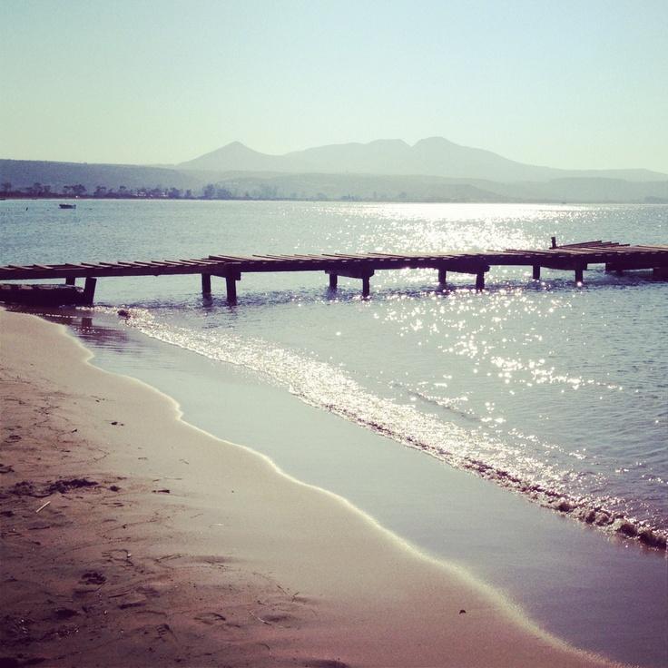 Gialova, south Peloponese