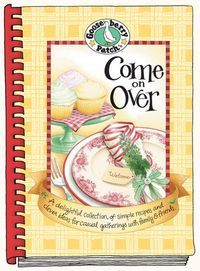 Come on Over Gooseberry Patch Cookbook and Potluck recipe link up.
