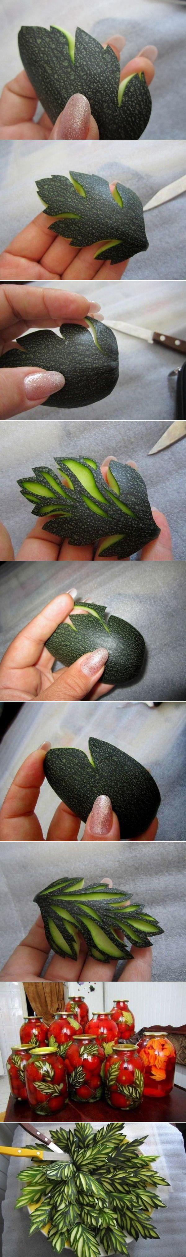 Food Carving                                                                                                                                                                                 Más
