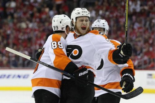 NHL Playoffs 2016: Flyers vs. Washington Capitals LIVE score...: NHL Playoffs 2016: Flyers vs. Washington Capitals LIVE score updates, Game…