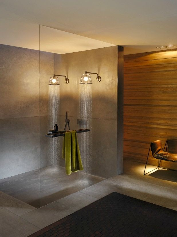 Is A High Tech Bathroom The Ultimate Indulgence Lighting Design