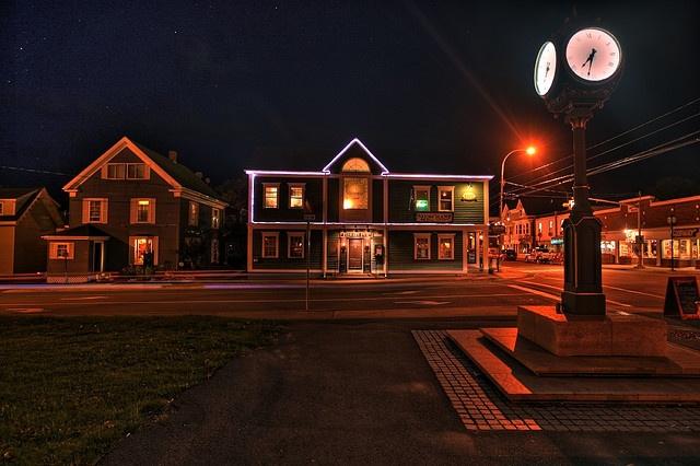 Wolfville After Dark!