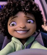 "curly-essence: "" wocinsolidarity: "" rihenna: "" Rihanna as Tip in the first official Dreamworks Animation Trailer Home "" OMG SO EXCITED ALSO LOOK AT THAT HAIR MOOOVE "" http://curlyessence.com/ """