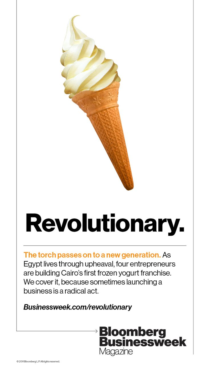 Bloomberg Businessweek launches new ad campaign inspired by magazine articles | The Drum
