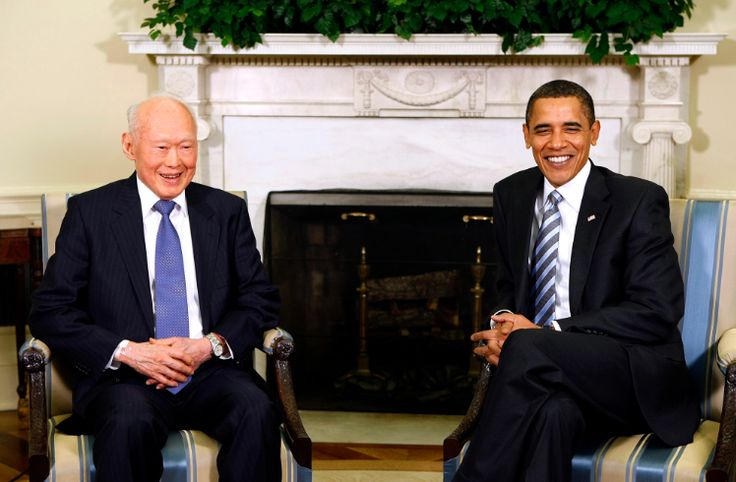 "SINGAPORE – Tributes from around the world began streaming in over social media soon after the Prime Minister's Office (PMO) announced former Minister Mentor Lee Kuan Yew's death early this morning (March 23). President Barack Obama paid tribute to modern Singapore's founding leader, calling him a ""giant of history'' as well as one of the great strategists of Asian affairs. ""I was deeply saddened to learn of the death of Singapore's Minister Mentor, Lee Kuan Yew. On behalf of the American…"