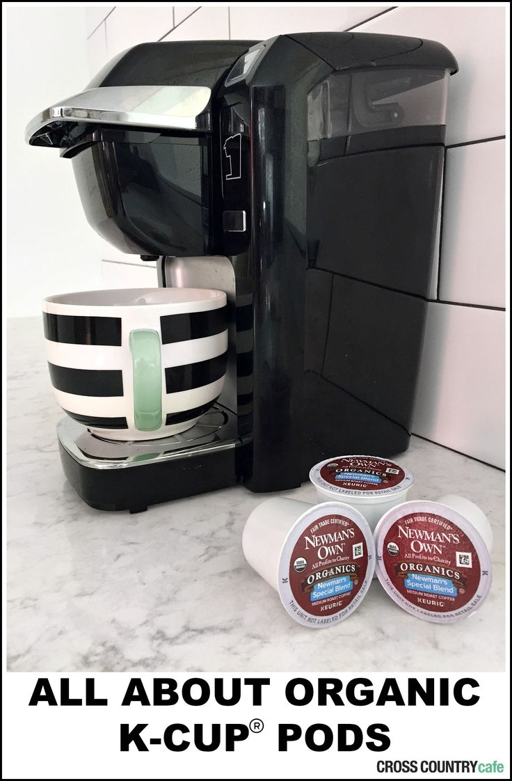 Wondering if organic K-Cup®  coffee pods exist? They do! Learn all about organic K-Cup®  pods and where to find them in this article.