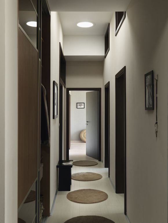 Corridor Roof Design: 69 Best Images About Daylight In Windowless Rooms On