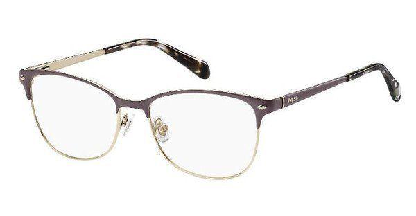 Damen Brille Fos 7034 Brille Fossil Und Damen